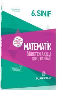 Puan Yayınları 6. Sınıf Matematik Öğreten Akıllı Soru Bankası
