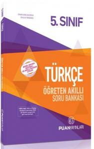 Puan Yayınları 5. Sınıf Türkçe Öğreten Akıllı Soru Bankası