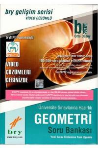 Birey Yayınları YKS Orta Düzey Geometri Video Çözümlü Soru Bankası  Gelişim Serisi