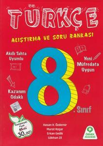 Örnek 8. Sınıf Türkçe Alıştırma ve Soru Bankası