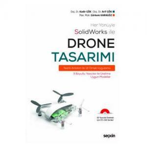 Her Yönüyle SolidWorks ile Drone Tasarımı