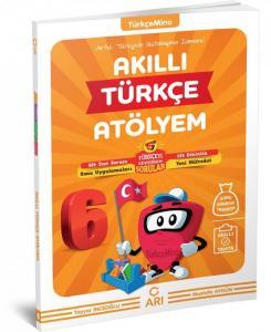 Arı Yayıncılık 6. Sınıf TürkçeMino Akıllı Türkçe Atölyem