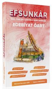 Mehmet Nurullah Gök 2020 ÖABT EFSUNKAR Edebiyat Eski Türk Dili Soru Bankası Çözümlü