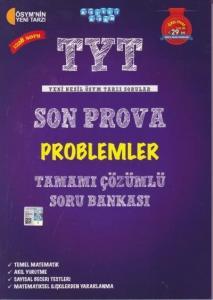 Akıllı Adam TYT Son Prova Problemler Tamamı Çözümlü Soru Bankası