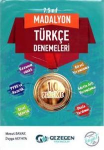 7. Sınıf Madalyon Türkçe Denemeleri 10 Deneme