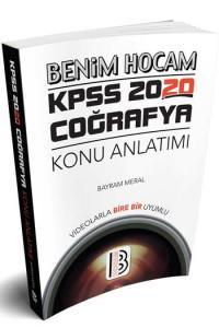 Benim Hocam Yayınları 2020 KPSS Coğrafya Konu Anlatımı