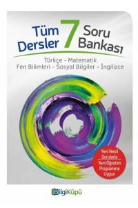 BilgiKüpü Yayınları 7. Sınıf Tüm Dersler Soru Bankası