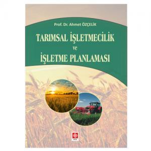 Ekin Tarımsal İşletmecilik ve İşletme Planlaması