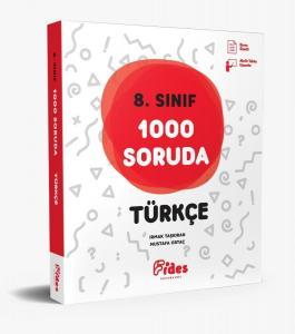 Fides 8. Sınıf 1000 Soruda Türkçe