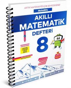 Arı Yayıncılık 8.Sınıf Matemito Akıllı Matematik Defteri