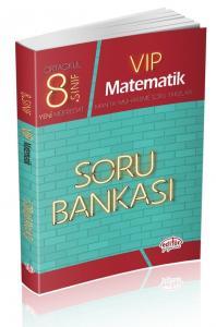 Editör 8. Sınıf VIP Matematik Soru Bankası