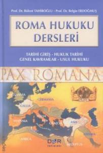 Roma Hukuku Dersleri (Tahiroğlu / Erdoğmuş)
