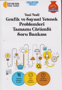 Akıllı Adam Yeni Nesil Grafik ve Sayısal Yetenek Problemleri Tamamı Çözümlü Soru Bankası