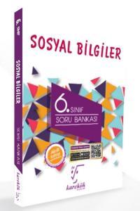 Karekök 6. Sınıf Sosyal Bilgiler Soru Bankası
