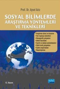 Nobel Akademi Sosyal Bilimlerde Araştırma Yöntemleri ve Teknikleri