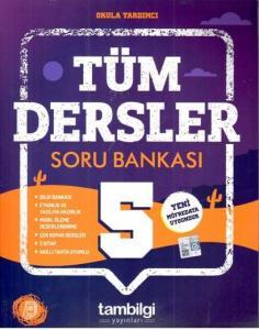 Tambilgi Yayınları 5. Sınıf Tüm Dersler Soru Bankası