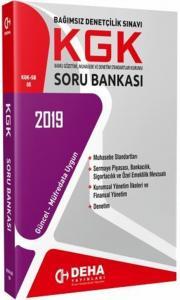 Deha KGK Bağımsız Denetçilik Sınavı Soru Bankası