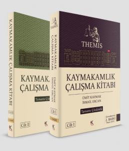 Kuram THEMIS Kaymakamlık Çalışma Kitabı 2 Cilt