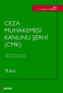 Ceza Muhakemesi Kanunu Şerhi (CMK)
