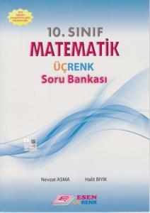 Esen 10. Sınıf Matematik Üçrenk Soru Bankası