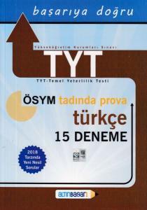 Altınbaşarı TYT Türkçe 15 Deneme