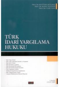 Türk İdari Yargılama Hukuku Bahtiyar Akyılmaz