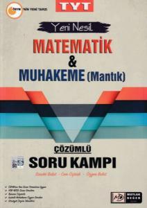 Mutlak Değer Yayınları TYT Matematik-Muhakeme Çözümlü Soru Kampı