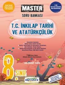 Okyanus 8. Sınıf Master T. C. İnkılap Tarihi Ve Atatürkçülük Soru Bankası