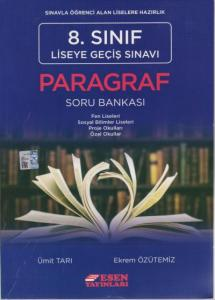 Esen 8. Sınıf LGS Paragraf Soru Bankası