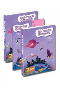 Matematik Gezegeni 2.Sınıf (3 kitap takım)