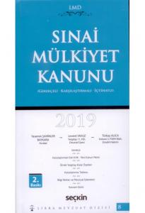 Sınai Mülkiyet Kanunu 2019 LMD