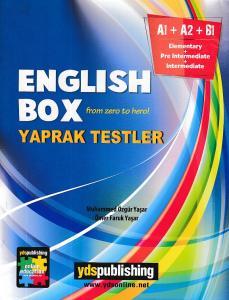 English Box Yaprak Testler