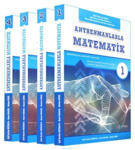 Antrenmanlarla Matematik (1-2-3-4) Kitap Seti