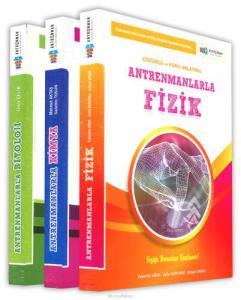 Antrenmanlarla Fizik, Kimya ve Biyoloji Kitabı 3lü Set