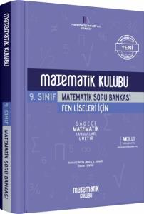 Matematik Kulübü 9.Sınıf Matematik Soru Bankası Fen Liseleri İçin