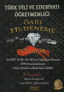 Liyakat ÖABT Türk Dili ve Edebiyatı Öğretmenliği 11 li Deneme Cevahir