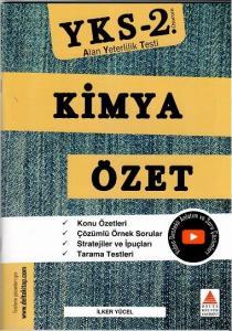 Delta Kültür YKS 2. Oturum AYT Kimya Özet