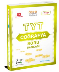 ÜçDörtBeş Yayınları TYT Coğrafya Soru Bankası