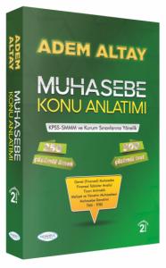 Muhasebe Konu Anlatımı - Adem Altay
