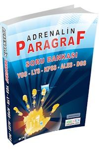Adrenalin KPSS ALES DGS YGS LYS İçin Paragraf Soru Bankası 2016