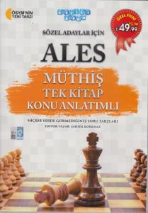 Akıllı Adam ALES Sözel Adaylar İçin Müthiş Tek Kitap Konu Anlatımlı