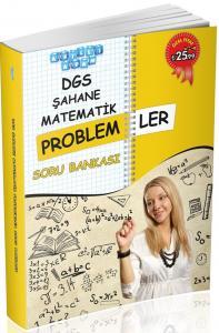 Akıllı Adam DGS Şahane Matematik Problemler Soru Bankası