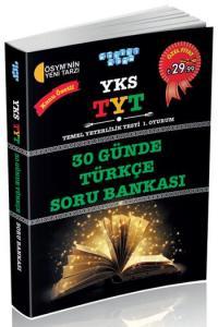 Akıllı Adam YKS 1. Oturum TYT 30 Günde Türkçe Soru Bankası