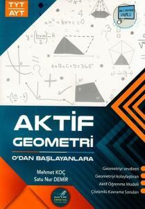 Aktif Öğrenme Yayınları TYT AYT Geometri 0 dan Başlayanlara