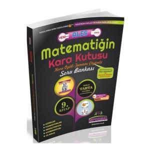 İnformal ALES Matematiğin Kara Kutusu 9. Kitap Konu Özetli Tamamı Çözümlü Soru Bankası 2019