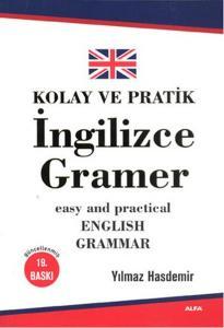Alfa Kolay ve Pratik İngilizce Gramer