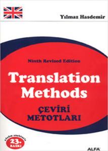 Alfa Translation Methods Çeviri Metodları