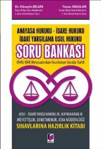 Anayasa Hukuku İdare Hukuku İdari Yargılama Hukuku Soru Bankası