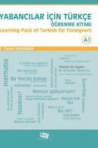 Anı Yabancılar İçin Türkçe Öğrenme Kitabı A1