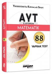 Ankara Yayıncılık AYT Matematik Yaprak Test